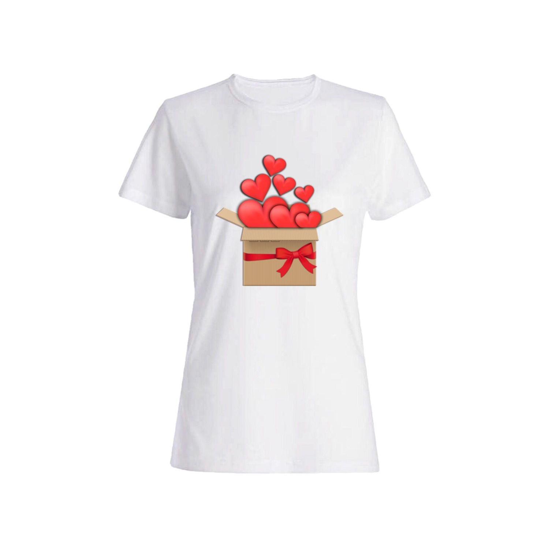 تی شرت زنانه کد 0174