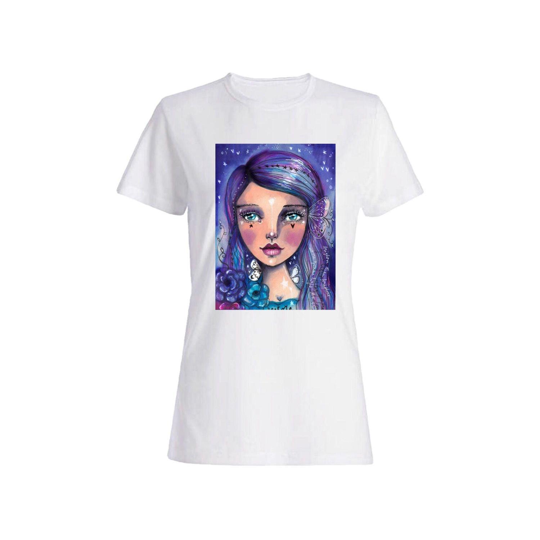 تی شرت زنانه کد 0112