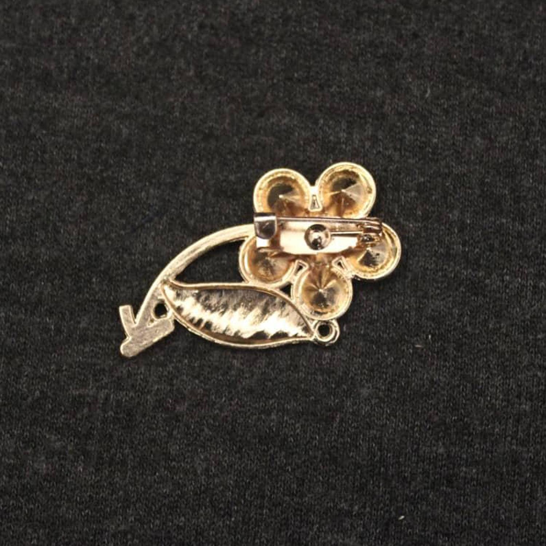 گل سینه زنانه کد Ki 26