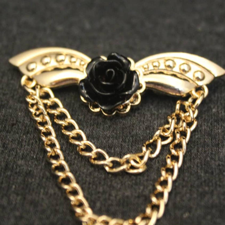 گل سینه زنانه کد Ki 13
