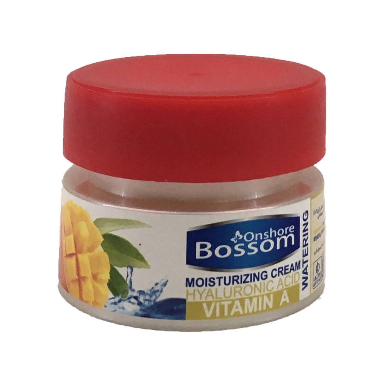 کرم مرطوب کننده انشور بوسوم مدل ویتامین A حجم 120 میلی لیتر