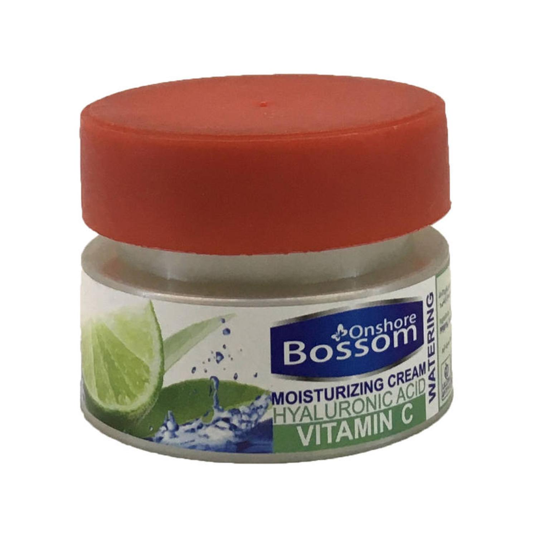 کرم مرطوب کننده انشور بوسوم مدل ویتامین C حجم 120 میلی لیتر