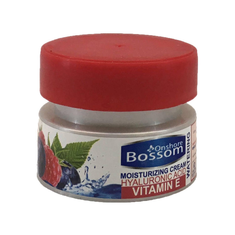کرم مرطوب کننده انشور بوسوم مدل ویتامین E حجم 120 میلی لیتر