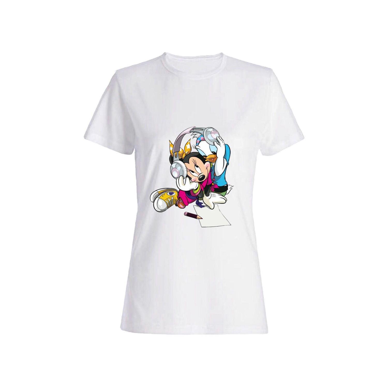 تی شرت زنانه کد 0052