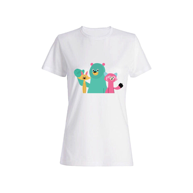 تی شرت زنانه کد 0033