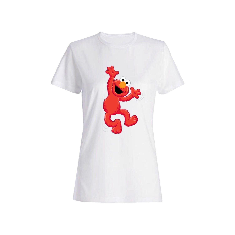 تی شرت دخترانه طرح عروسک کد 37