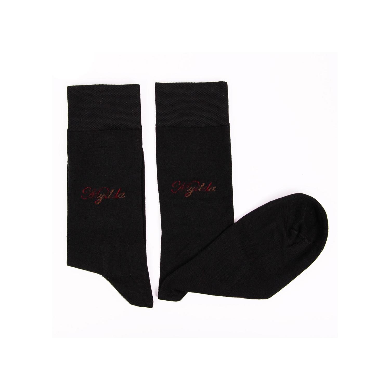 جوراب نخی مردانه ماییلدا مدل 3629-92 بسته 4 عددی