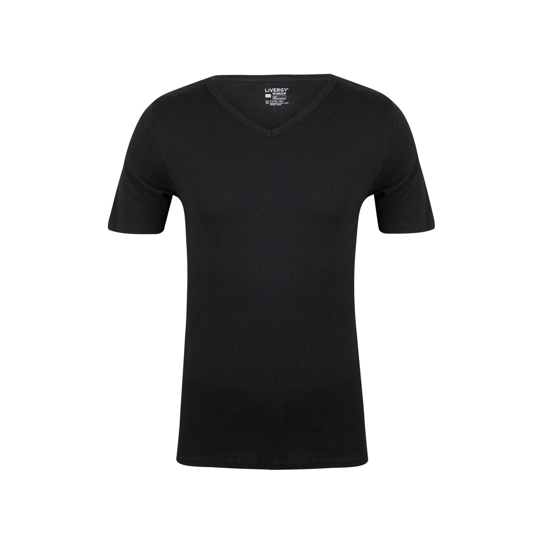 تی شرت نخی مردانه لیورجی مدل 3639-B