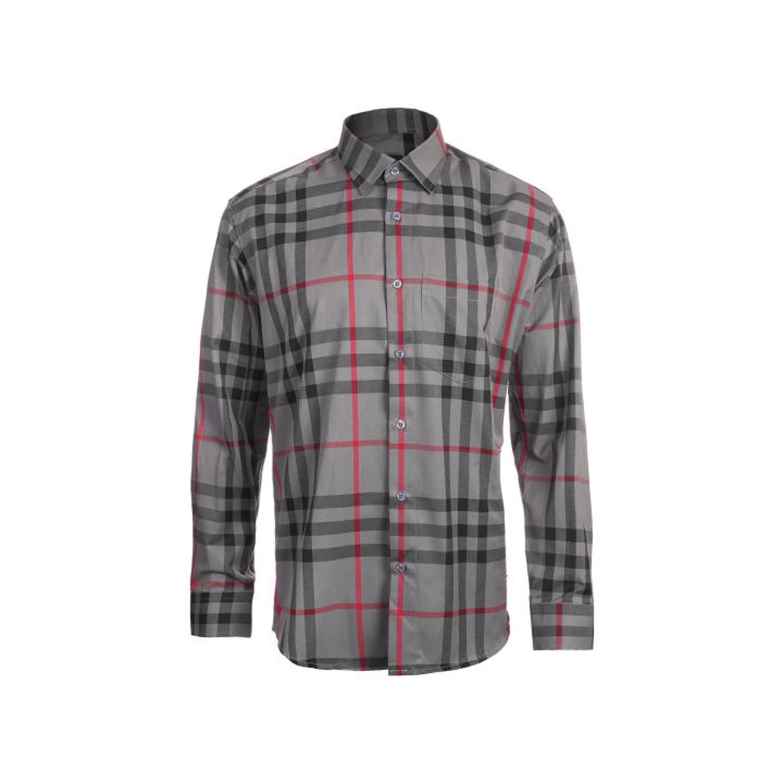 پیراهن پنبه ای مردانه ناوالس مدل BB- TC