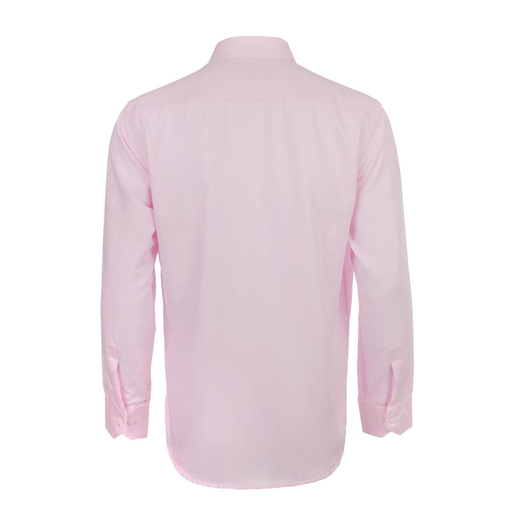 پیراهن پنبه ای مردانه ناوالس مدل PK3-8020-PK