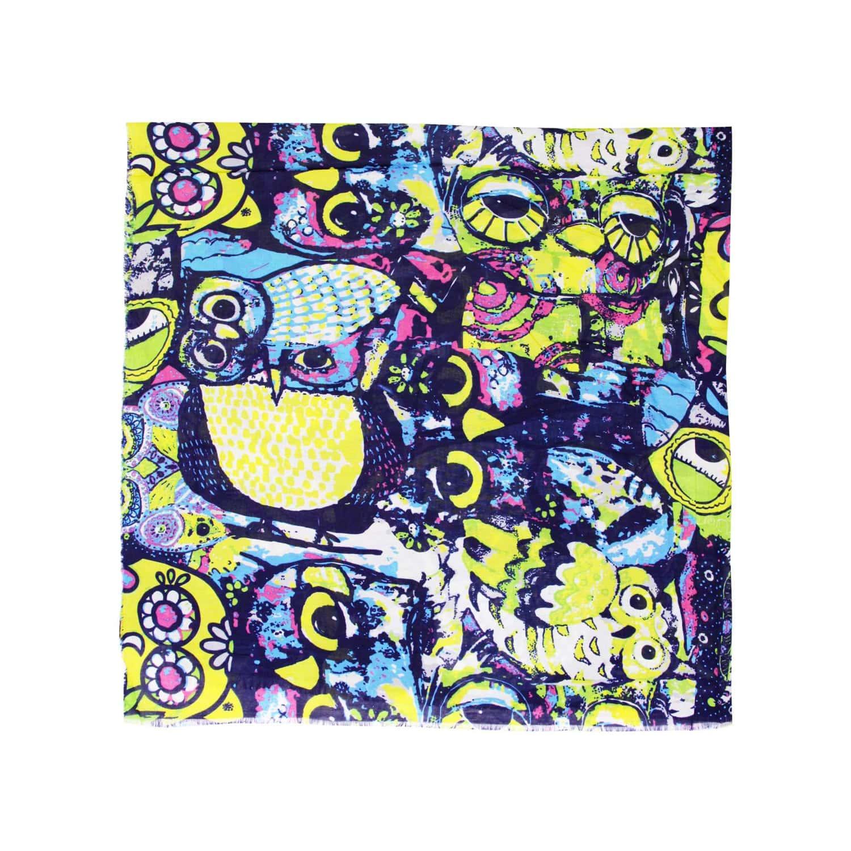 روسری نخی زنانه ماییلدا مدل 3607