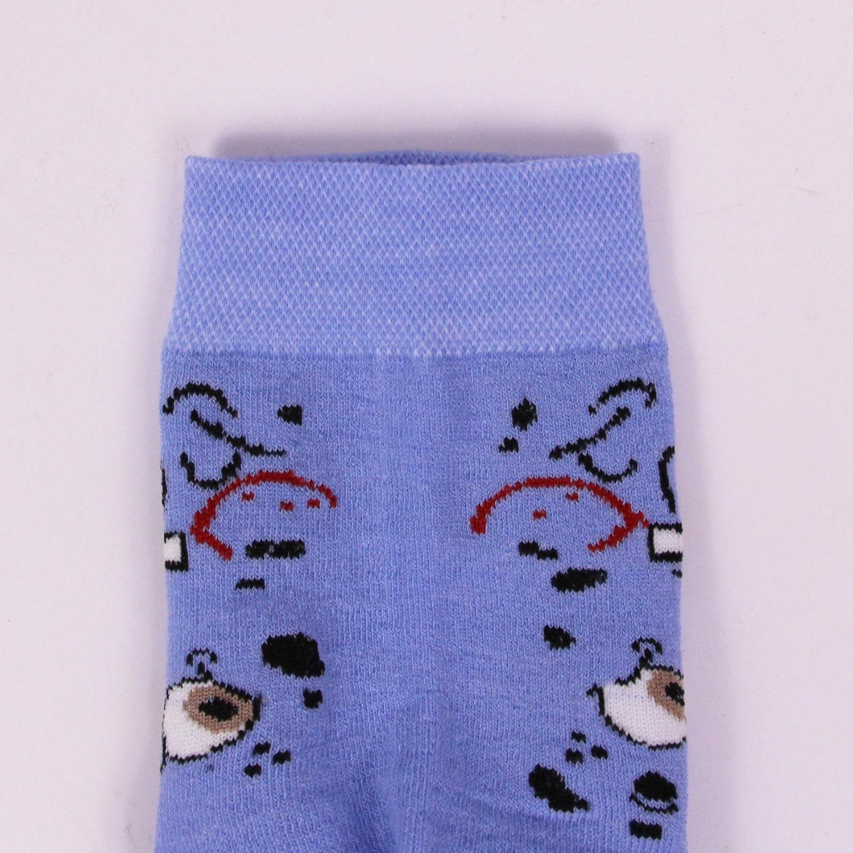 جوراب نخی زنانه ضیاکو ترنج مدل 3631-227-5