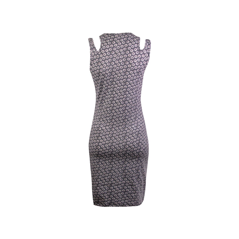 پیراهن نخی زنانه کوزا مدل 3618-3-GR