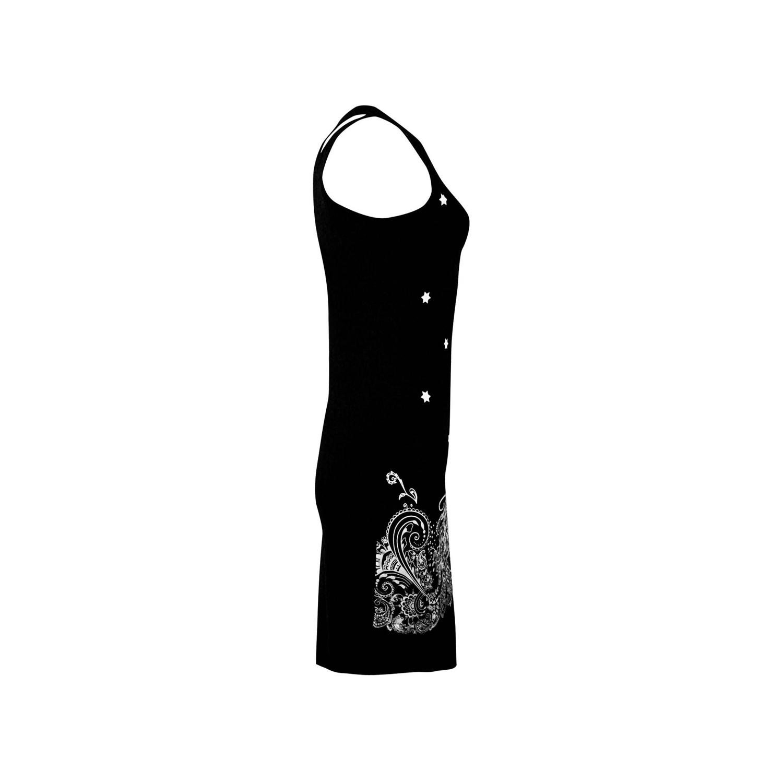 پیراهن نخی زنانه کوزا مدل 3618-4-B