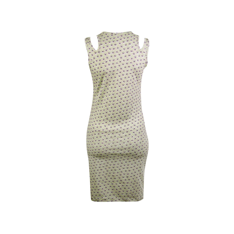 پیراهن نخی زنانه کوزا مدل 3618-3-G
