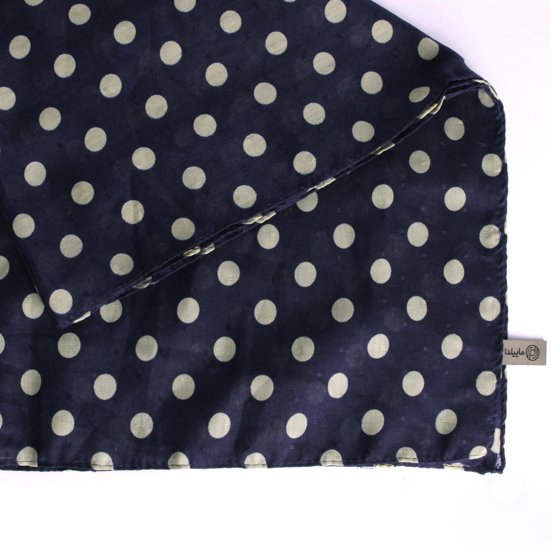 روسری نخی زنانه ماییلدا مدل 3592-BCR