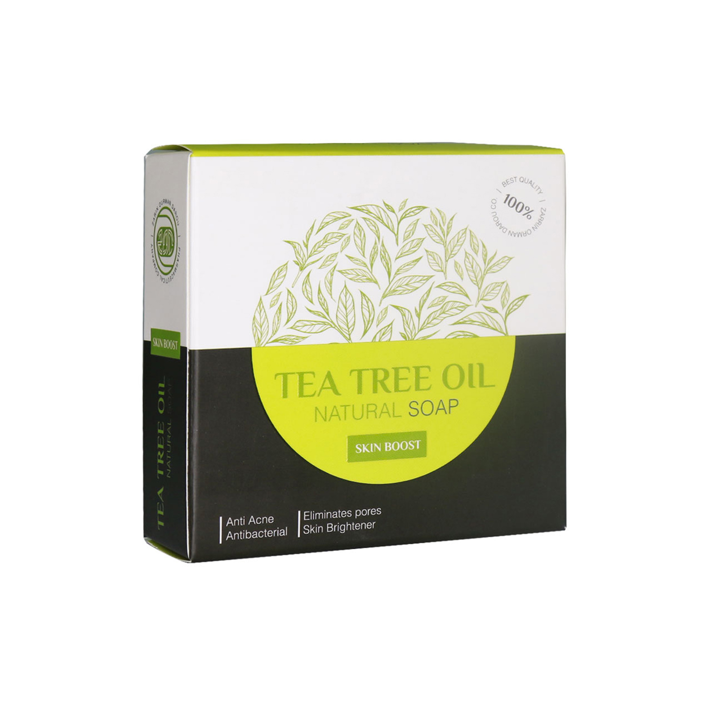 صابون اسکین بوست مدل روغن درخت چای وزن 100 گرم