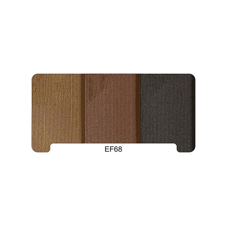 پالت سایه ابرو ایفسن شماره EF 68 وزن 10 گرم