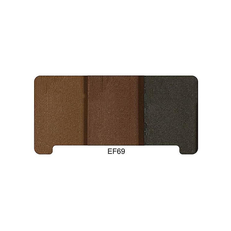 پالت سایه ابرو ایفسن شماره EF 69 وزن 10 گرم
